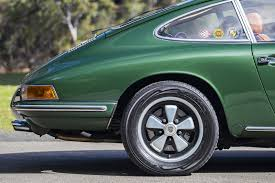 porsche 911 dark green owning a 1968 porsche 911l 1 of 1 automotive artworks