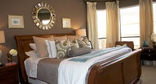 facelift master bedroom decorating ideas with dark furniture