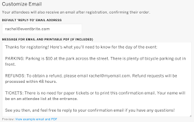 Order Confirmation Template by How To Create Custom Order Confirmations Eventbrite Help Centre