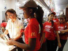 what self serve kiosks at mcdonald u0027s mean for cashiers business