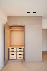 Bedroom Cupboard Doors Ideas Minimal Bedroom Wardrobe By Zebramade Com Minimal Closet