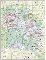 Colorado Counties Map by Hinsdale And Mineral Counties Colorado Geological Survey