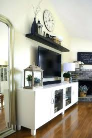 shelving living room walls wall shelf ideas decorative shelves