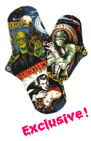 Halloween Monster Mash by 25 Best Pads Images On Pinterest Menstrual Cup Menstrual Pads