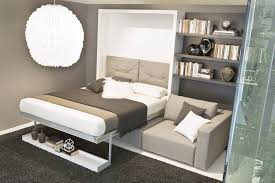 apartments the atoll swing sofa and fold away wall bed unit with