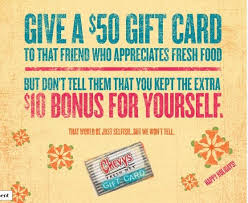 gift card offers coupon stl chevy s gift card deal