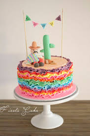 Birthday Cake Decoration Ideas At Home by Best 20 Mexican Fiesta Cake Ideas On Pinterest Mexican Fiesta