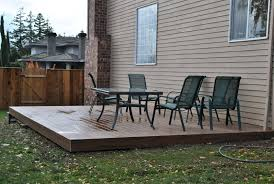 Backyard Deck Prices Cost Of A Deck Cost To Build A Deck Estimates And Prices At Fixr