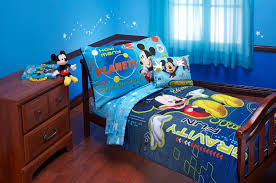 Mickey And Minnie Bed Set by Amazon Com Disney Mickey Mouse Space Adventures 4 Piece Toddler