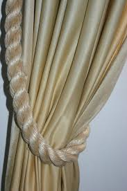 Rope Curtain Tie Back Chunky Rope Tie Back Curtain Pull Create Alaska Alaska S