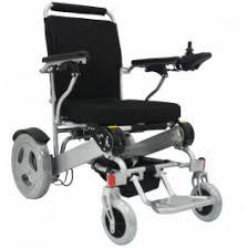 Motorized Pool Chair Move Lite Folding Power Chair 1800wheelchair Com