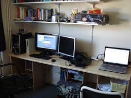 Desk Setup My New Desk Setup Htbaa Blogs