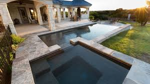 Patio And Pool Designs Extraordinary Swimming Pool Designs Angie S List