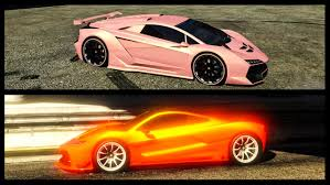 gta 5 online best paint jobs of the week rose gold blood