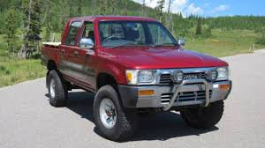 toyota truck hilux well here s what a genuine toyota hilux diesel sells for in america