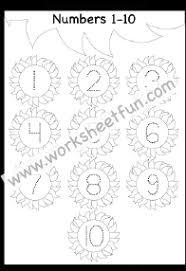 tracing u2013 number tracing free printable worksheets u2013 worksheetfun