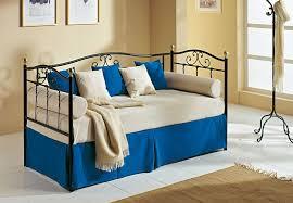 divanetto letto singolo divano letto in ferro battuto singolo ester arredamenti cioni