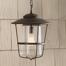 furniture outdoor hanging lights wayfair remington lantern
