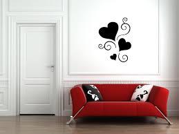 west ham fc football team logo vinyl decal sticker crest wall art heart love swirl wall art vinyl decal sticker stencil adhesive mural floral by