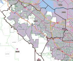 Fremont Zip Code Map by Meeting Handouts May 2011 California Citizens Redistricting