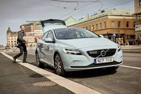 volvo home page volvo cars pioneers two hour in car delivery service with swedish