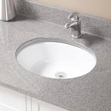 oval undermount bathroom sink mrdirect vitreous china oval undermount bathroom sink with overflow