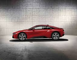 Bmw I8 Red - live auction the bmw i8 protonic red edition seachange oceana