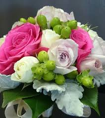 wedding flowers toowoomba wedding wedding flowers pretty pink purple green roses