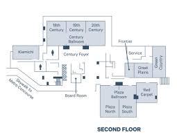 Floor Plans Oklahoma | oklahoma city meeting hotel sheraton oklahoma city downtown hotel