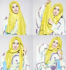 tutorial jilbab remaja yang simple 30 best hijab images on pinterest hijab styles hijab outfit and