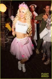 Bella Halloween Costume Bella Thorne Guesses Brand Jared U0027s Halloween Party