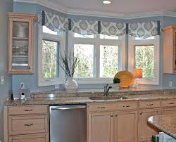 Drapes For Bay Window Pictures Kitchen Window Curtains Modern For Bay Windows Treatments