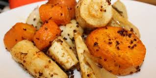 Oven Roasted Root Vegetables Balsamic - roasted root vegetables recipe genius kitchen
