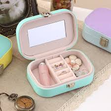 Wedding Gift Japanese Aliexpress Com Buy Leather Jewelry Packaging Jewelry Carrying