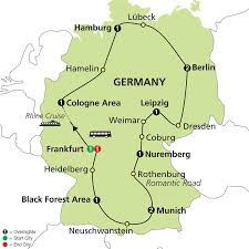 Dresden Germany Map by Vacation Overview