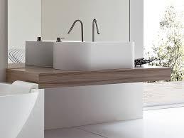 mensola lavabo da appoggio beautiful piano appoggio lavabo gallery bakeroffroad us