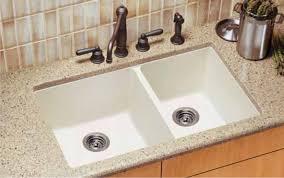 Kitchen Sink Black Granite by Battle Of The Black Granite Fair Kitchen Sinks Granite Composite