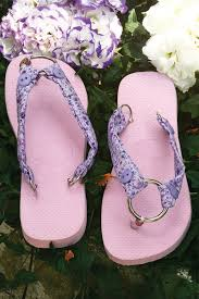 Decorate Flip Flops 15 Diy Flip Flop Ideas How To Decorate Your Summer Sandals