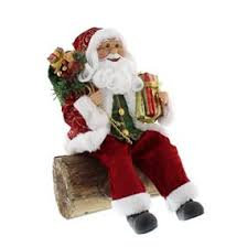 Blow Molded Christmas Decorations Uk by Santa Display U0026 Animated Decorations Uk Christmas World