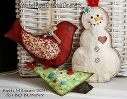 bobunny handmade ornaments