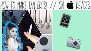 how to make fan video edits how to make a vine edit clipzui com