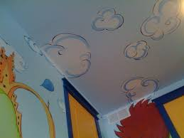 Dr Seuss Nursery Wall Decals by Meme Hill Dr Seuss Mural