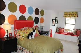 Teenage Bedroom Wall Colors - bedroom gray painted teenage bedroom with single bed frame and