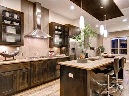 awesome kitchen design inspiration decorated with modern pendant