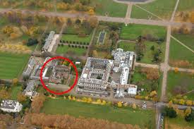 where is kensington palace where is nottingham cottage in kensington palace and where do