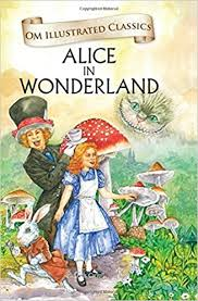 buy alice wonderland om illustrated classics book