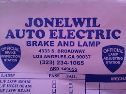 brake and light inspection locations jonelwill auto electric 10 reviews auto repair 4333 s broadway