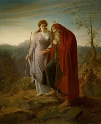 Oedipus Blinds Himself Quote Oedipus And Antigone N D Franz Dietrich German 1838 1890