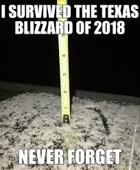 Texas Meme - snow in texas meme guy