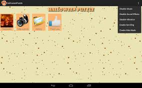 halloween background sound effects halloween puzzle android apps on google play